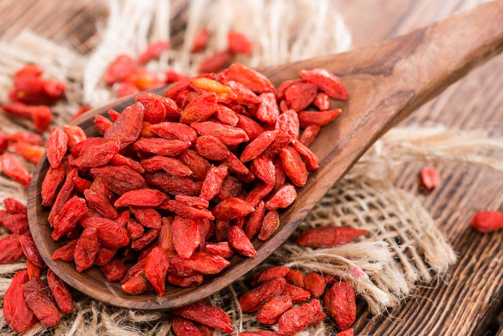 How Does Goji Berry Traditionally Consume Natural Organic Living